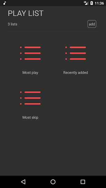 دانلود Smart Player-Smartest music player on google play 1.2.0 - موزیک پلیر کم حجم و هوشمند اندروید !