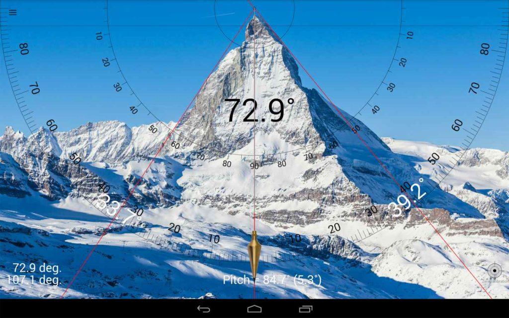 دانلود Smart Ruler Pro 2.6.8 - مجموعه ابزار خط کش هوشمند اندروید !