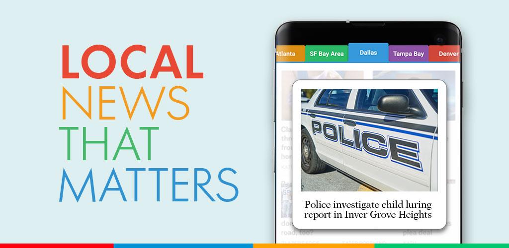 SmartNews Local Breaking News