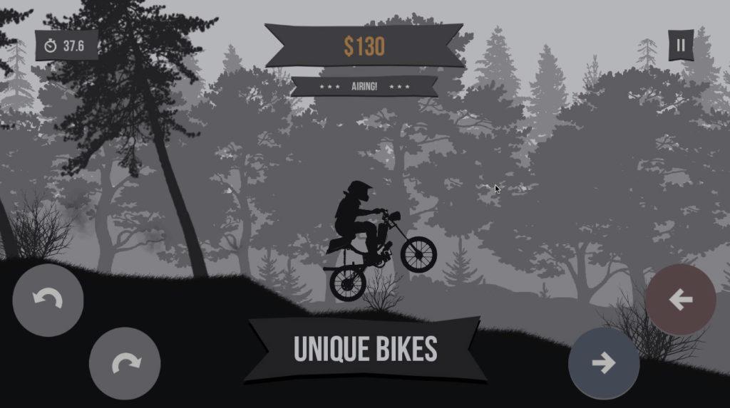 دانلود Smashable 2: Xtreme Trial Motorcycle Racing Game 1.0.00 - بازی موتور تریل جالب و کم حجم اندروید + مود