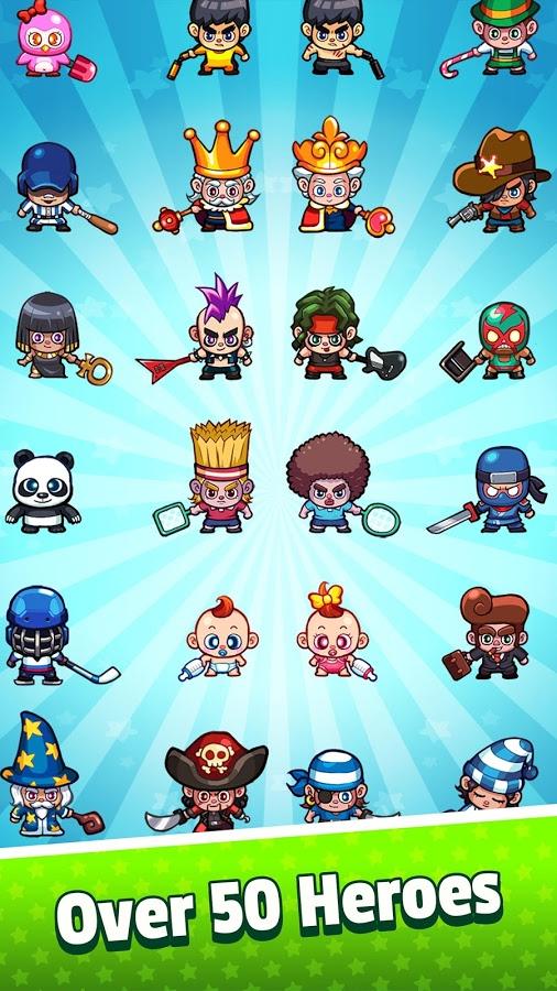 دانلود Smashy Duo 4.2.0 - بازی آرکید پرطرفدار