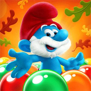 Smurfs Bubble Story 1.16.15446 - بازی دهکده اسمورف ها اندروید + مود