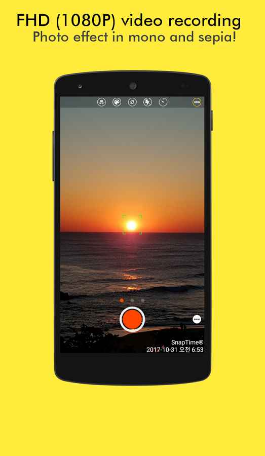 دانلود SnapTime - SilentㆍSquareㆍStamp Camera Pro 2.49 - دوربین پر امکانات و شگفت انگیز اندروید !