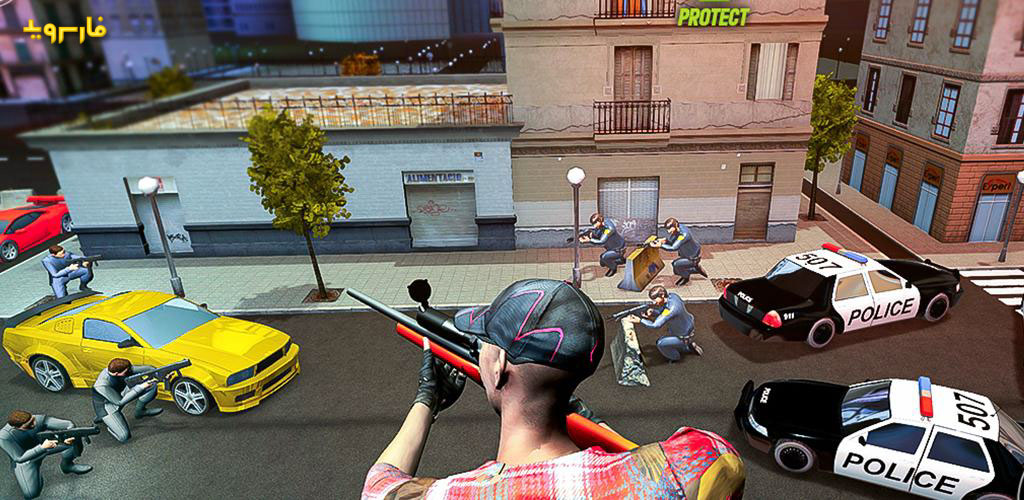 Sniper 3D Assassin Fury