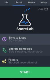 SnoreLab Premium Android