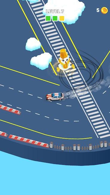 دانلود Snow Drift 1.0.7 - بازی شبیه سازی