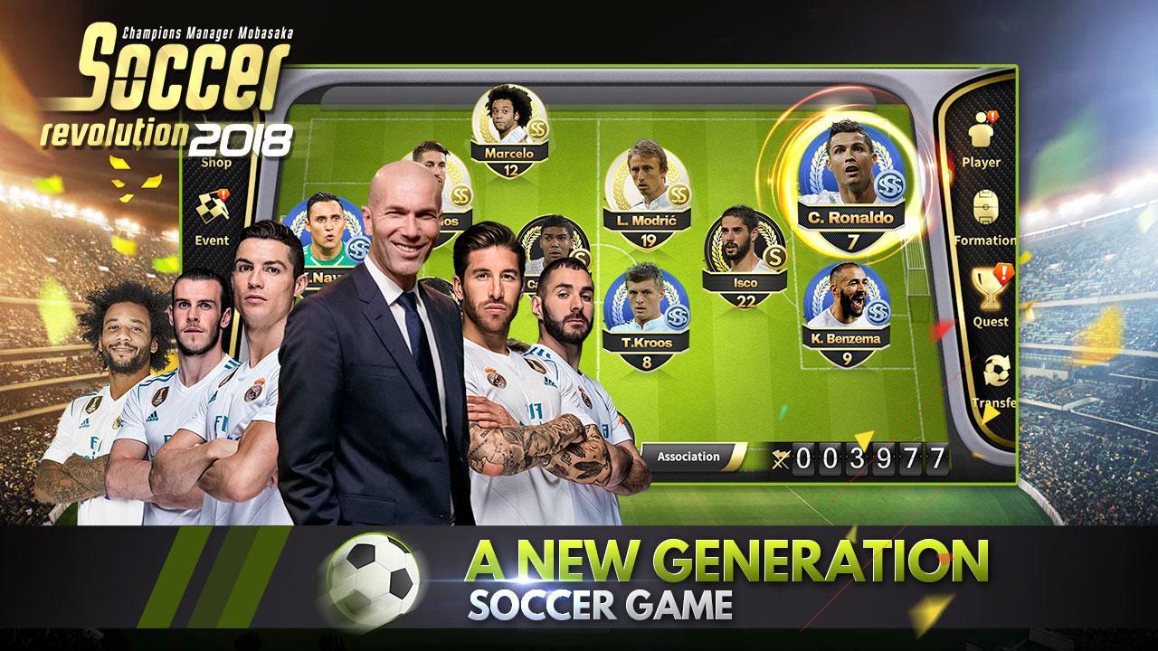 Soccer Revolution 2018