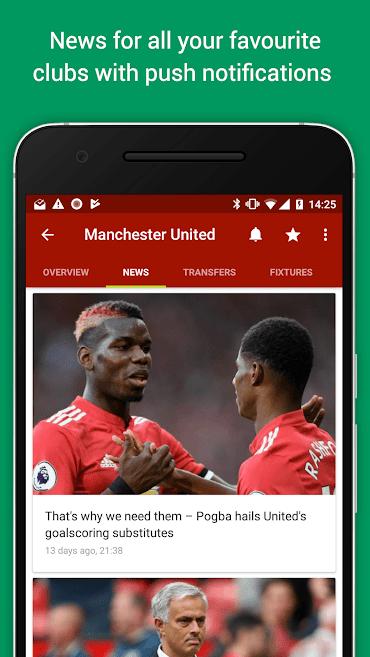 دانلود FotMob World Cup 2019 Pro 112.0.7693 - اپلیکیشن پیگیری نتایج فوتبال اندروید + آنلاک