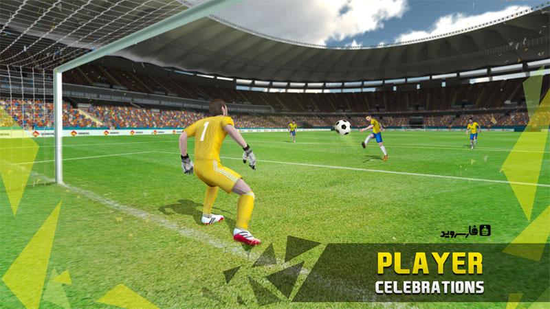 دانلود Soccer Star 2019 World Legend 4.2.7 - بازی ستاره فوتبال 2019 اندروید + مود