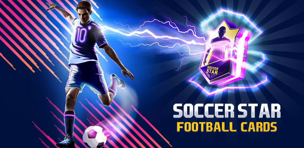 Soccer Star 2020 Football Cards The soccer game
