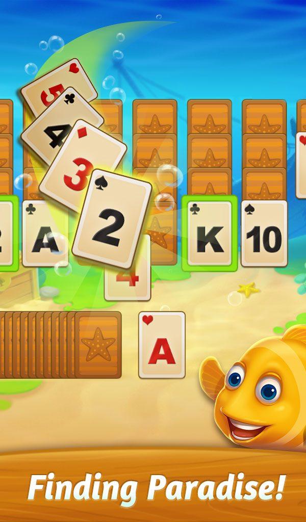 دانلود Solitaire Paradise: Tripeaks 1.2.4 - بازی ورق جالب و سرگرم کننده