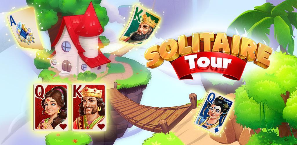 Solitaire Tour: Fun Tripeaks Puzzle Adventure