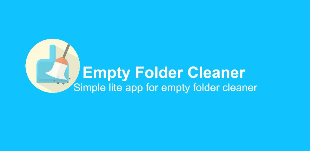 Solutionsmob Empty Folder Cleaner