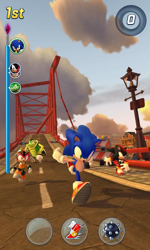 دانلود Sonic Forces Speed Battle 2.12.0 - بازی آرکید محبوب