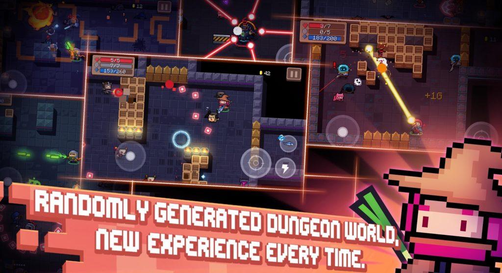 دانلود Soul Knight 2.3.5 b20351 - بازی اکشن عالی
