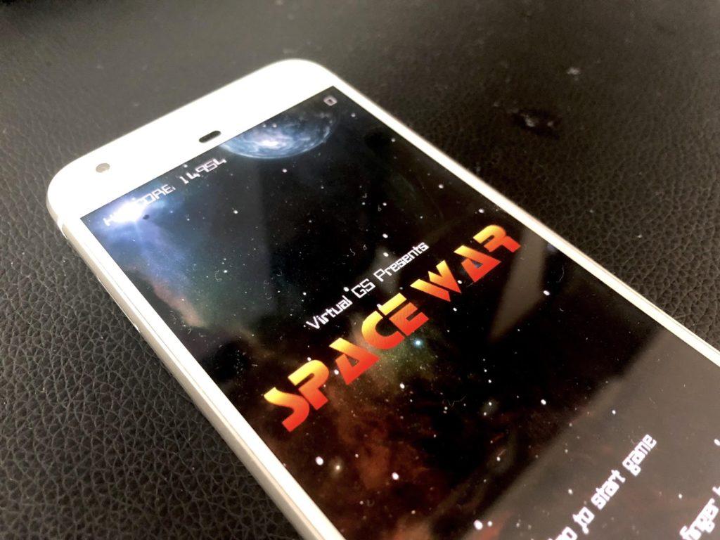 دانلود Space War HD 6.8 - بازی اکشن 12 مگابایتی
