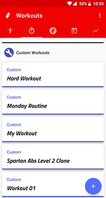 دانلود Spartan Six Pack Abs Workouts & Exercises PRO 4.3.6 - مجموعه تمرینات شکم شش تکه اندروید