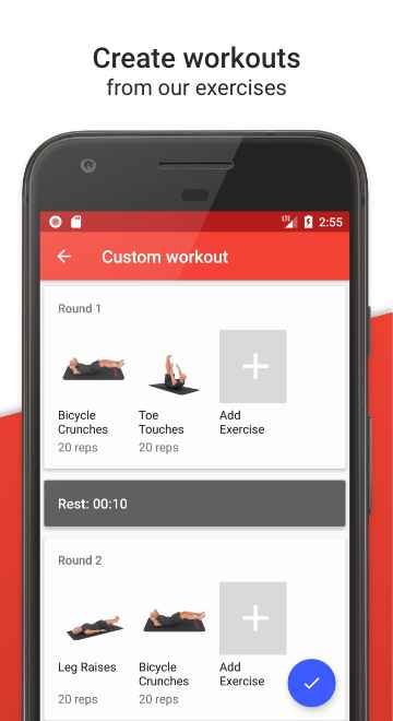 دانلود Spartan Six Pack Abs Workouts & Exercises PRO 3.0.1 - مجموعه تمرینات شکم شش تکه اندروید