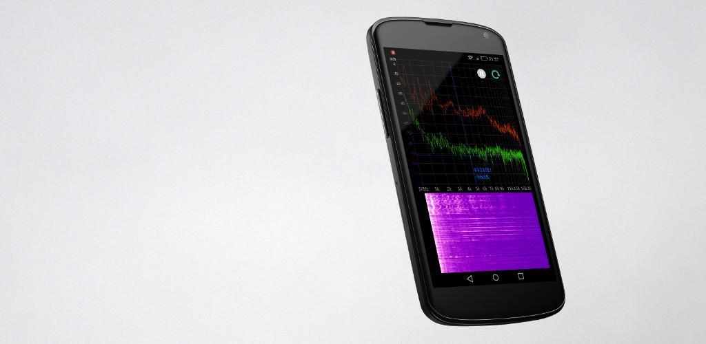 Speccy Spectrum Analyzer
