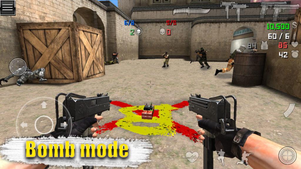 دانلود Special Forces Group 2 4.0 - بازی تفنگی اول شخص اندروید + مود + دیتا