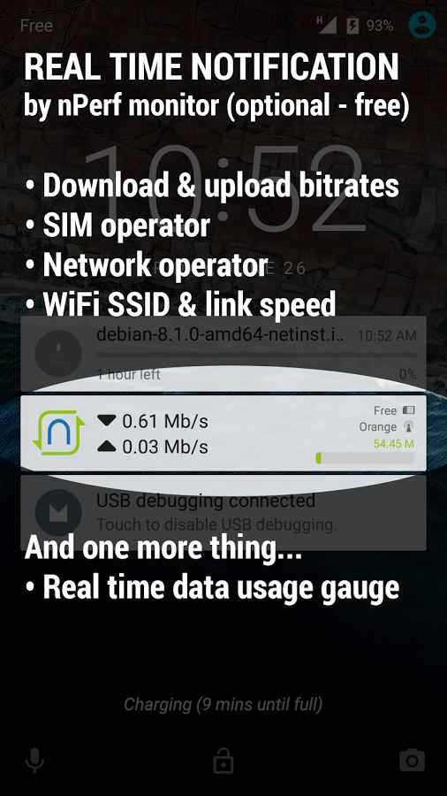 دانلود Speed Test & QoS 3G 4G WiFi Full 2.4.9 - بهترین برنامه تست سرعت اینترنت اندروید