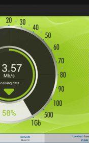 Speed Test & QoS 3G 4G WiFi