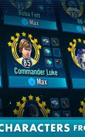Star Wars Galaxy of Heroes 1 175x280 دانلود Star Wars: Galaxy of Heroes 0.11.309129 – بازی نقش آفرینی جنگ ستارگان آندروید + مود
