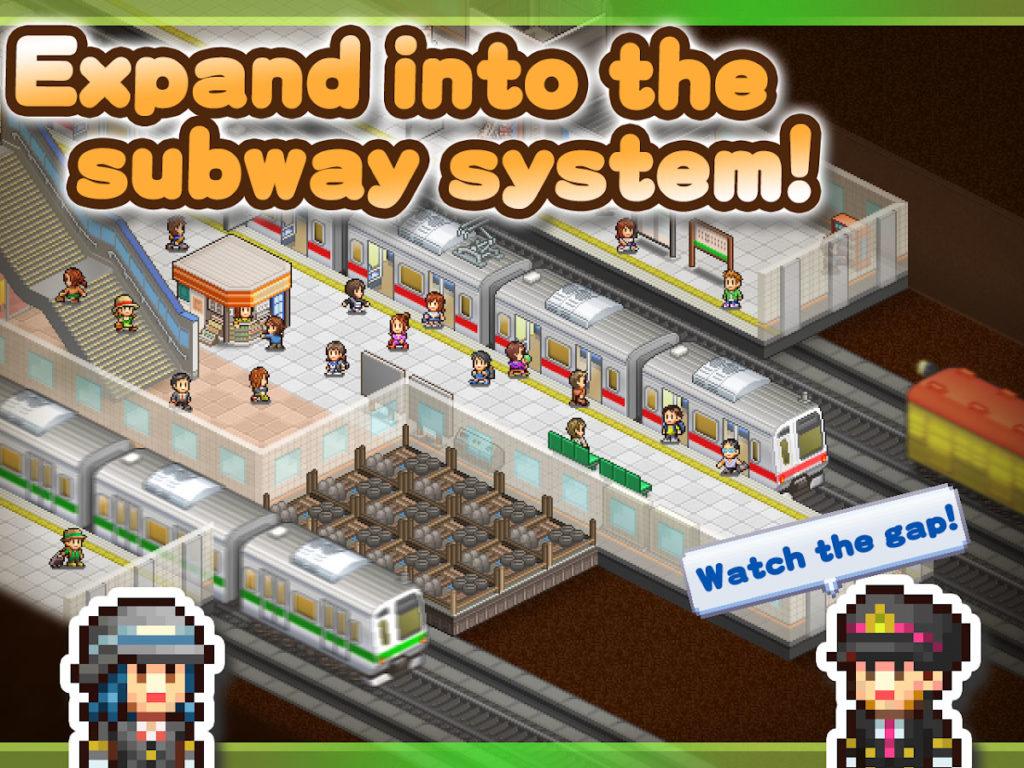 دانلود Station Manager 1.3.2 - بازی شبیه ساز مدیریت ایستگاه قطار اندروید + مود