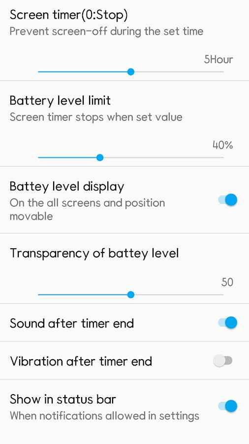 دانلود StayOn - Always On Screen Timer Pro 1.76 - ابزار روشنایی دائم صفحه نمایش اندروید !