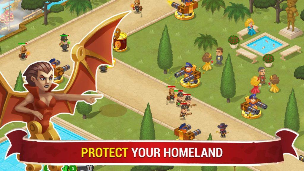 دانلود Steampunk Syndicate 2 1.2.72 - بازی برج دفاعی اندروید + مود