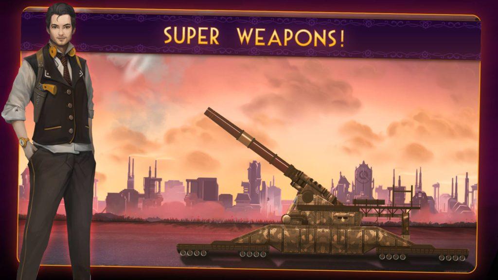 دانلود Steampunk Tower 2 1.1.0 - بازی استراتژی جذاب
