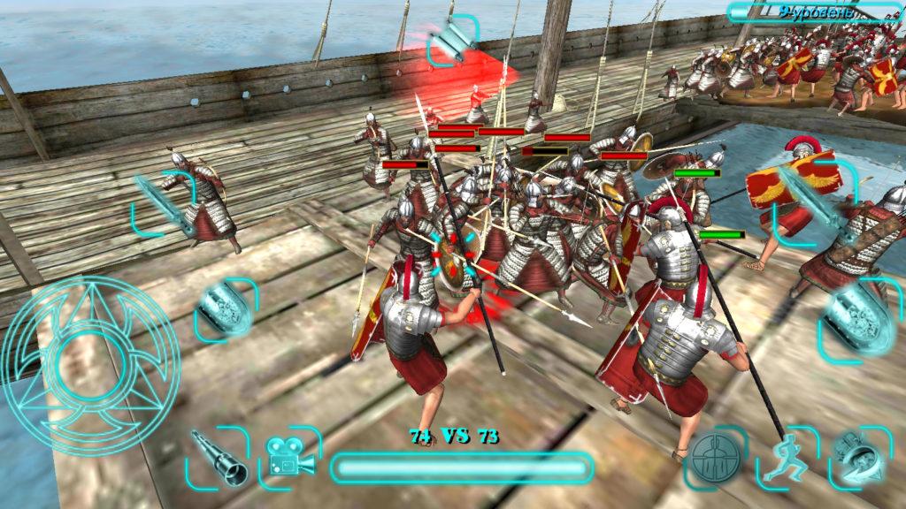 دانلود Steel And Flesh 1.9 - بازی اکشن قرون وسطی اندروید + مود + دیتا