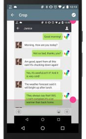 Stitchcraft: Long screenshot Android