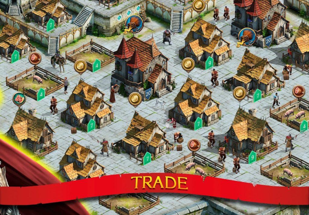 دانلود Stormfall: Rise of Balur 2.04.0 - بازی استراتژی جالب و محبوب