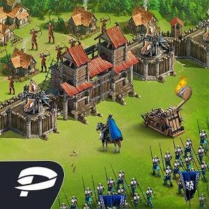 """دانلود Stormfall: Rise of Balur 1.98.1 - بازی استراتژی جالب و محبوب """"طوفان: قیام بالور"""" اندروید !"""