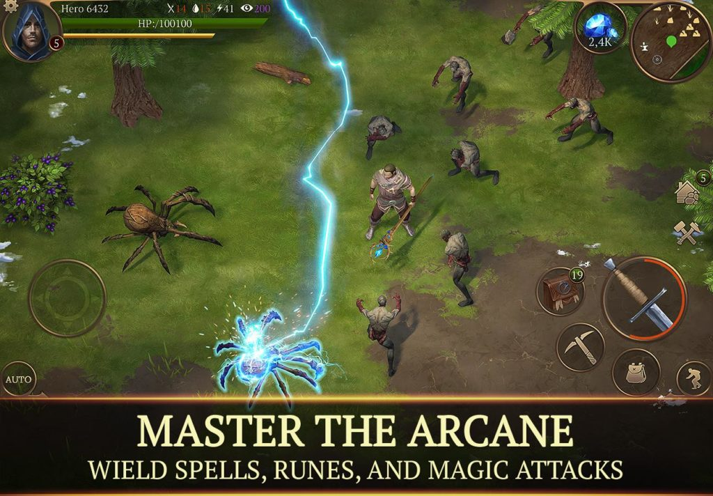 دانلود Stormfall: Saga of Survival 1.13.1 - بازی اکشن فوق العاده