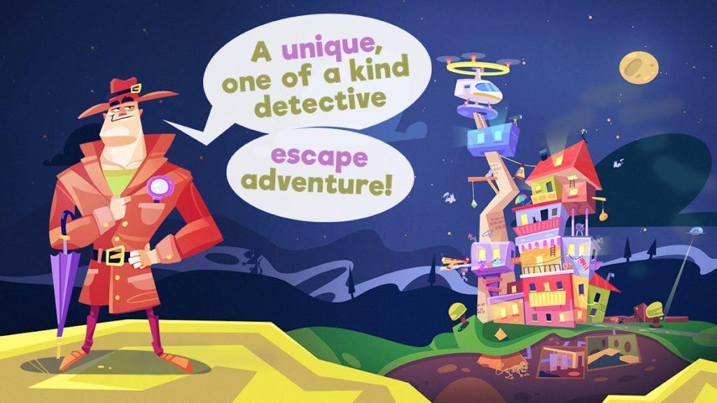 دانلود Stranger Cases: A Mystery Escape 1.07 - بازی پازل - معمایی جالب