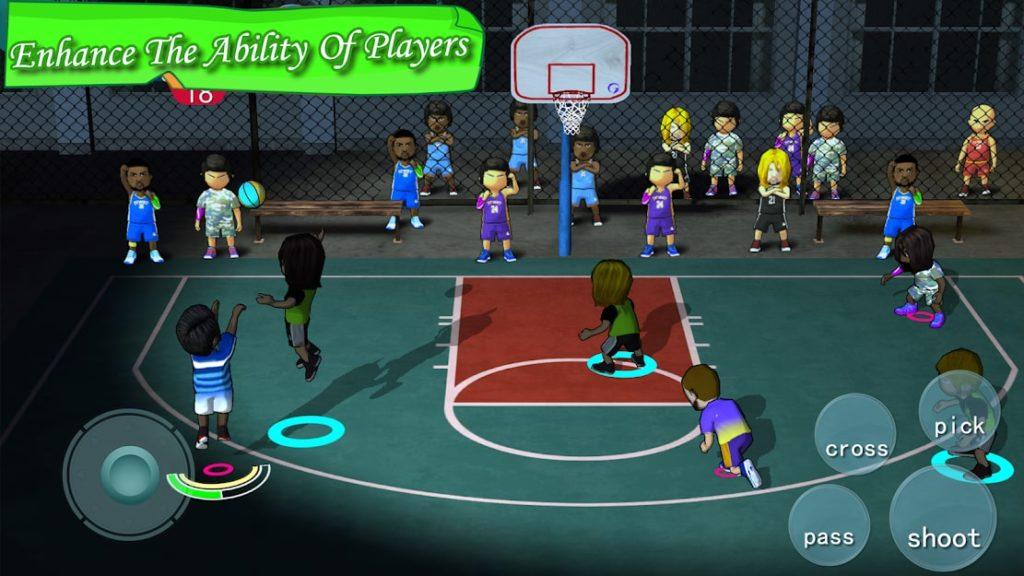 دانلود Street Basketball Association 3.1.5 - بازی ورزشی محبوب