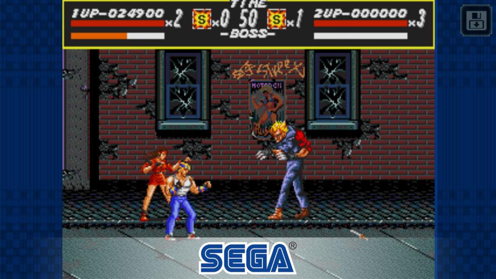 دانلود Streets of Rage Classic 1.1.2 - بازی خاطره انگیز خشم خیابانی اندروید + مود