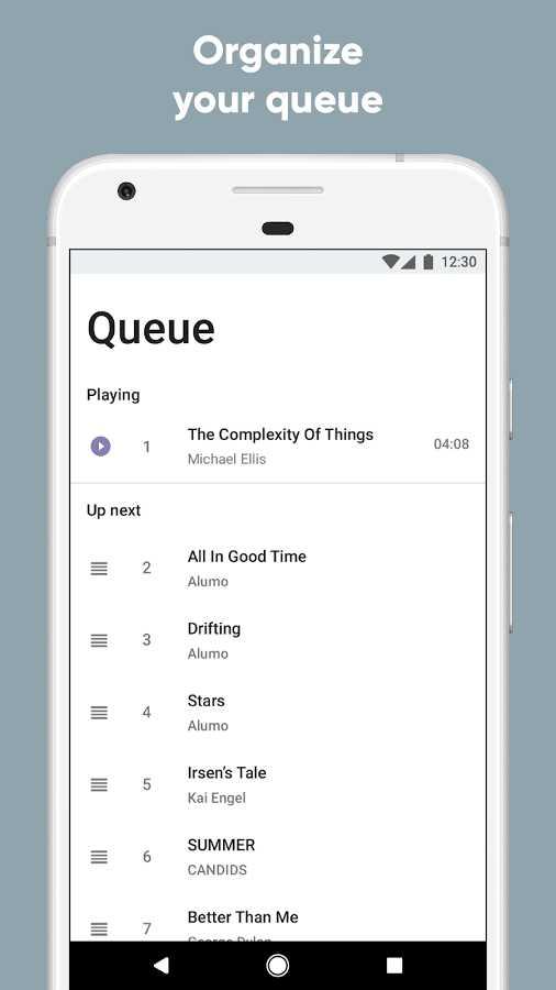 دانلود Style Music 0.1.3 - پلیر صوتی و رادیو اینترنتی اندروید !