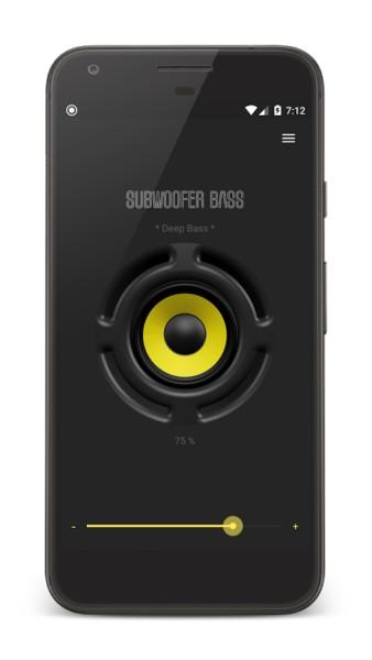 دانلود Subwoofer Bass PRO 2.2.6.0 - برنامه تقویت باس اندروید !