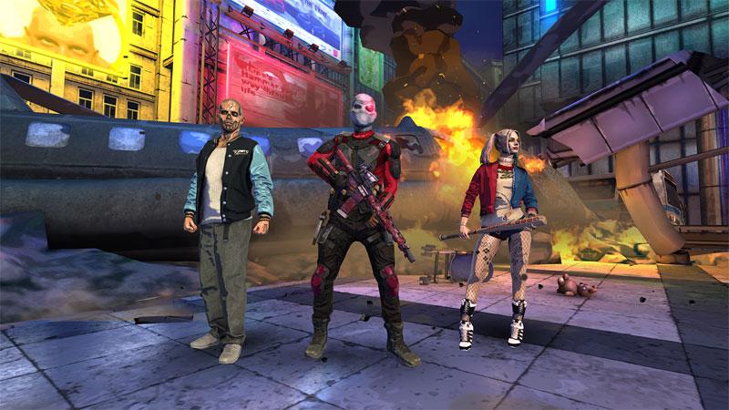 دانلود Suicide Squad: Special Ops 1.1.3 - بازی اکشن جوخه انتحاری اندروید + مود + دیتا