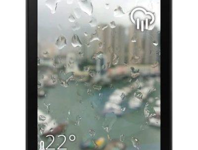 Sunny HK -Weather Clock Widget-9