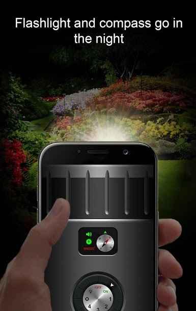 دانلود Super-Bright LED Flashlight 9.0.4 - چراغ قوه پر امکانات و خاص اندروید !