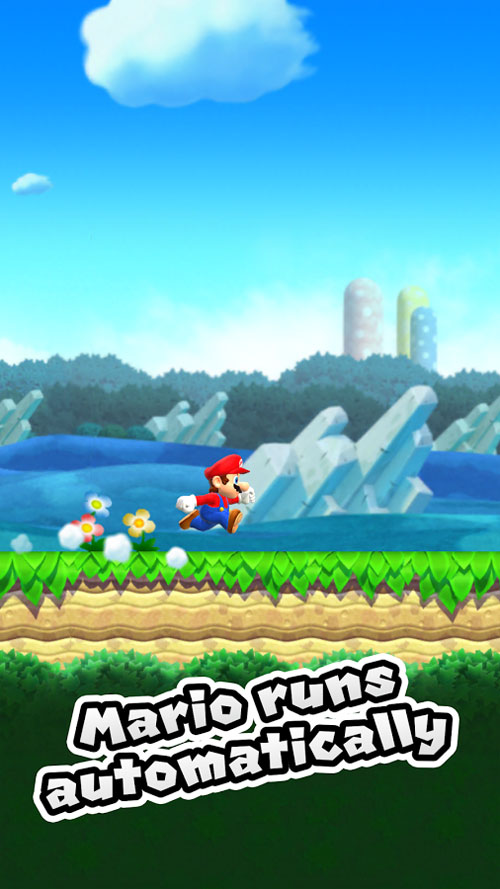 Super Mario Run Android Games