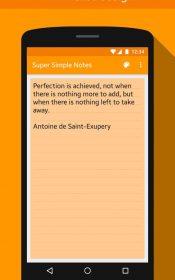 Super Simple Notes.2 175x280 دانلود Super Simple Notes Full 1.2.0 – برنامه جذاب و جالب و خوب یادداشت فوق ساده آندروید !