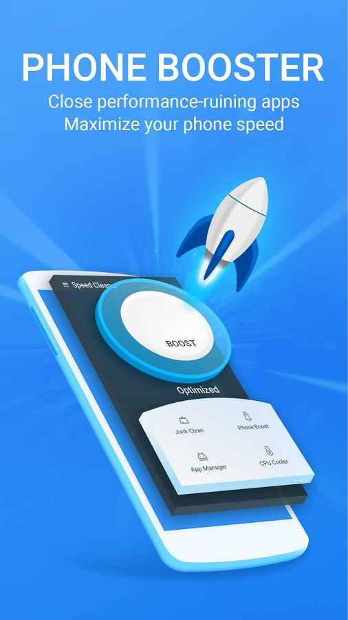 دانلود Super Speed Cleaner - Antivirus & Booster Premium 1.6.8 - برنامه تقویت کننده همه جانبه دستگاه های اندروید !
