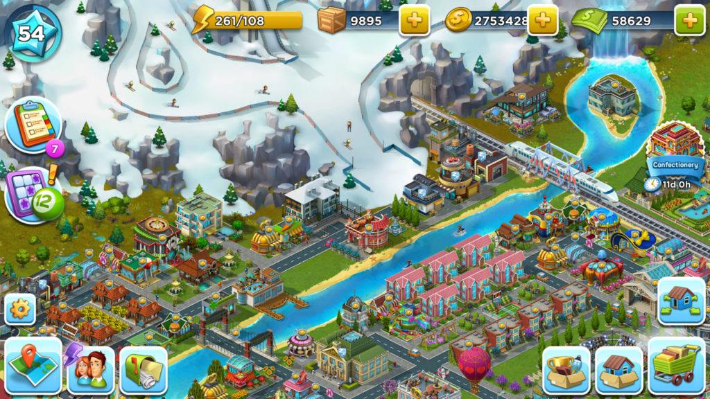 دانلود SuperCity: Build a Story 1.28.1 - بازی شهرسازی بی نظیر اندروید + دیتا