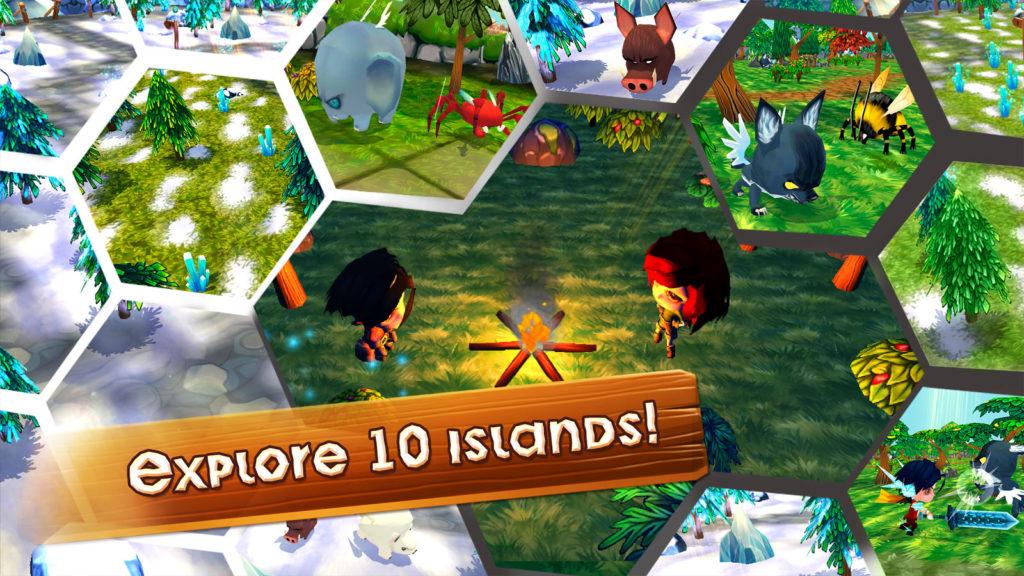 دانلود Survival Island Games - Survivor Craft Adventure 1.8.6 - بازی بقا