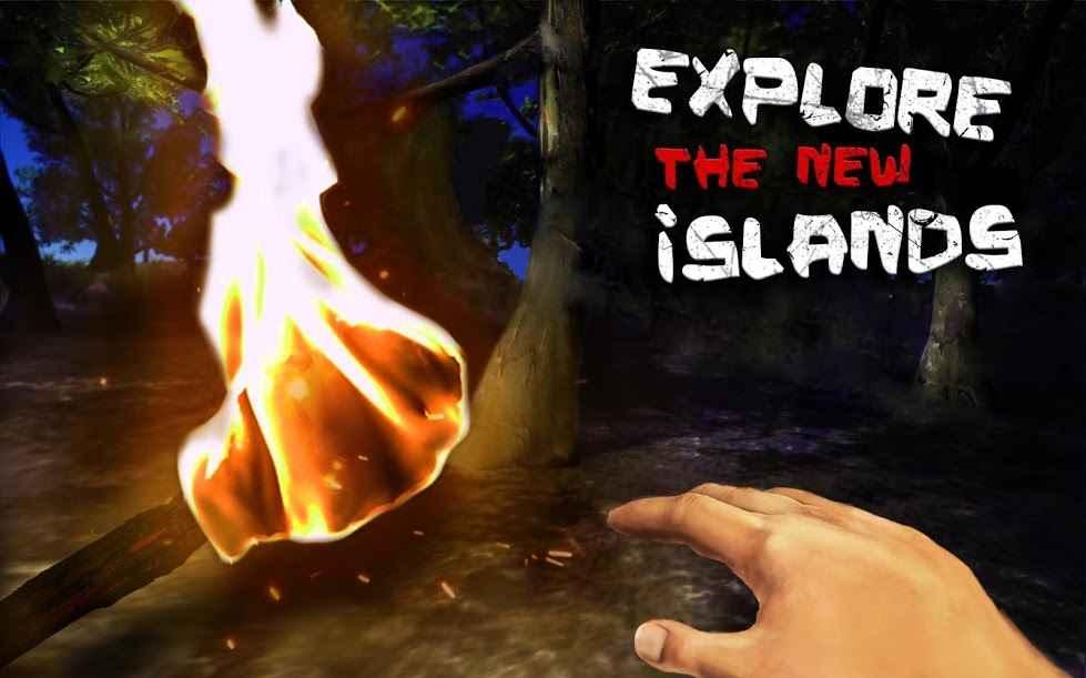 دانلود Survival Island: Primal Land 1.8 - بازی ماجرایی بقا در جزیره اندروید + مود